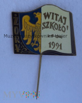 Witaj Szkoło ! 1991 Żory