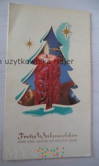 . Frohe Weihnachten und viel glück im Neuen Jahr