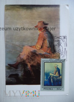Leon Wyczółkowski - filatelistyka