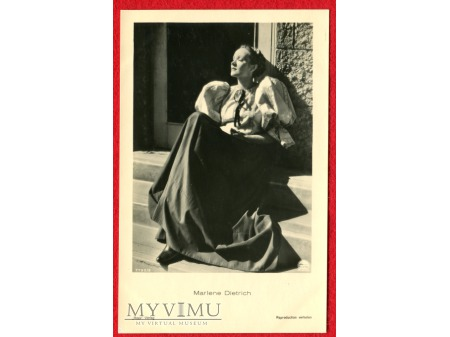 Marlene Dietrich Verlag ROSS 7792/2