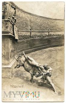 Quo Vadis - Ligia na byku - Giambaldi