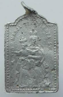 Medalik szkaplerzny wzór 4