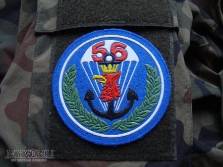 56 Kompania Specjalna - kolorowa, pamiątkowa