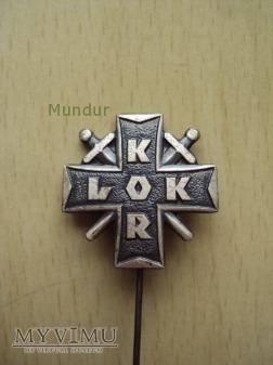 Odznaka Klubu Oficerów Rezerwy Ligi Obrony Kraju