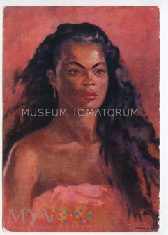 Breznay - Afrykańska piękność - kobieta