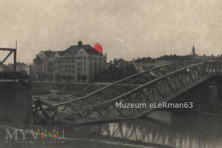 Most główny w Przemyślu. 1939 r.
