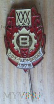 Duże zdjęcie Huta Batory XXX lat Z.D.K.1975