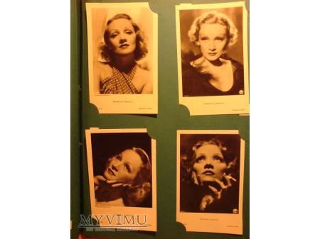 Album Strona Marlene Dietrich Greta Garbo 33