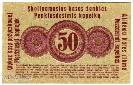 17.04.1916 - 50 Kopiejek - Poznań