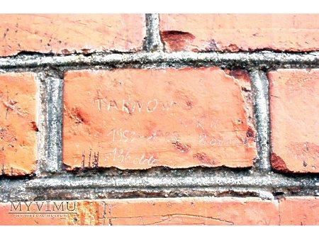 """Duże zdjęcie """"Stara Prochownia"""" - budynek A - inskrypcja #039"""