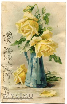 Catharina C. Klein Róże Meissner Buch Lipsk