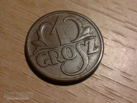 1 grosz 1939 r.