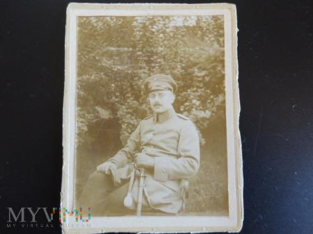 Zdjęcie żołnierza - portretowe