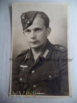 Zdjęcie żołnierza Kriegsmarine