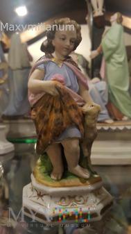 Św. Jan Chrzciciel - jako dziecko