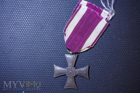 Duże zdjęcie Krzyż Walecznych - ,,Mały '' Knedler nr:53441 :5.