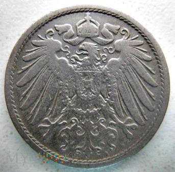 10 fenigów 1907 r. Niemcy (Cesarstwo)