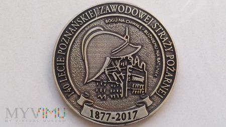 140 Lat Pożnańskiej Zawodowej Straży Pożarnej