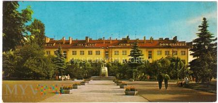 Radomsko - Plac 3 Maja - Pomnik - 1969