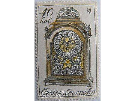 Zegary ze zbiorów Muzeów Miejskiego w Pradze