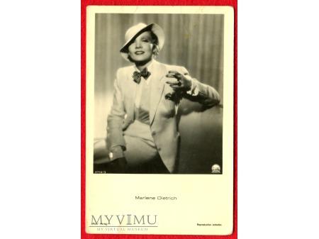 Marlene Dietrich Verlag ROSS 8710/3
