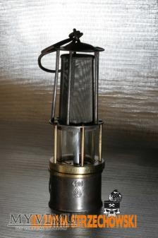 Lampa górnicza benzynowa GLZ IKA