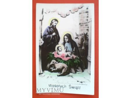 Życzenia WESOŁYCH ŚWIĄT Boże Narodzenie