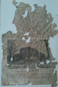 Duże zdjęcie Drahim,Czaplinek fragment gazety