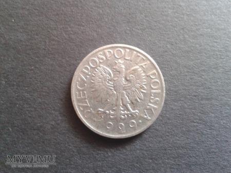 1 zł - Polski złoty-1929