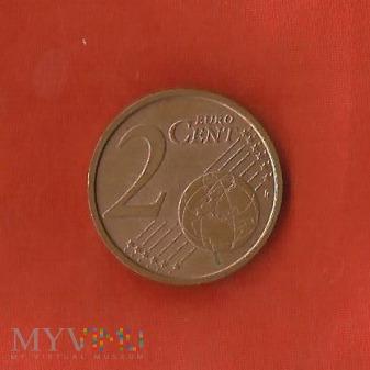 Niemcy 2 centy, 2005