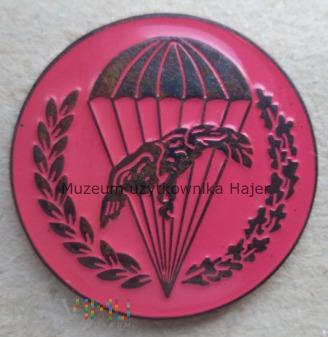 Odznaka spadochronowa WPD 6 PDPD - różowa
