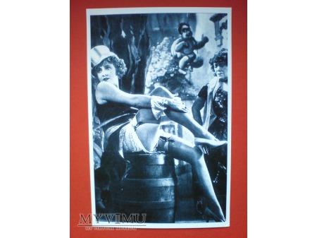 Marlene Dietrich Pocztówka Chiny 2011 n.19