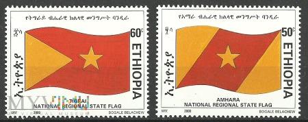 Tigraj i Amhara