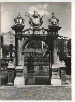 Kraków - Skałka - 1958