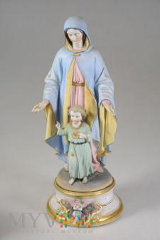 Maryja z Panem Jezusem jako dzieckiem