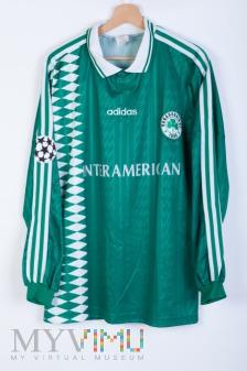 1995-1996 PANATHINAIKOS ATENY-5 Ioannis Kalitzakis