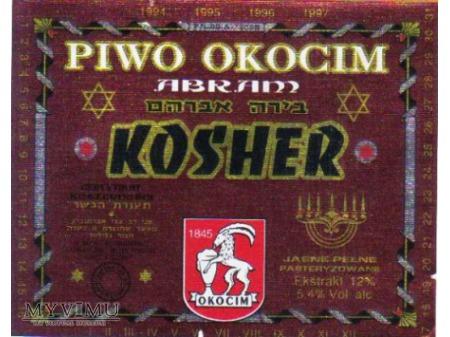 Etykieta KOSHER 58