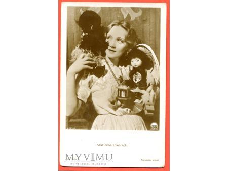 Duże zdjęcie Marlene Dietrich Verlag ROSS 5757/3