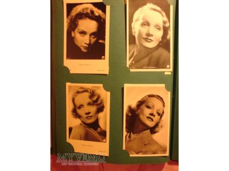 Album Strona Marlene Dietrich Greta Garbo 34