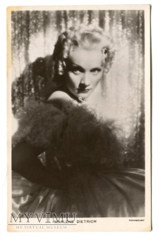 Marlene Dietrich Picturegoer nr 504b