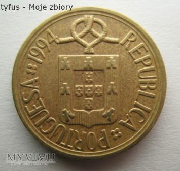 5 ESCUDOS - Portugalia (1994)