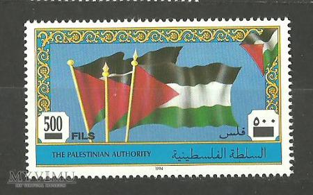 Palestyna -flagi