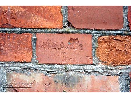 """Duże zdjęcie """"Stara Prochownia"""" - budynek A - inskrypcja #012"""