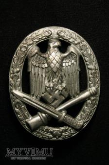 Odznaka szturmowa.
