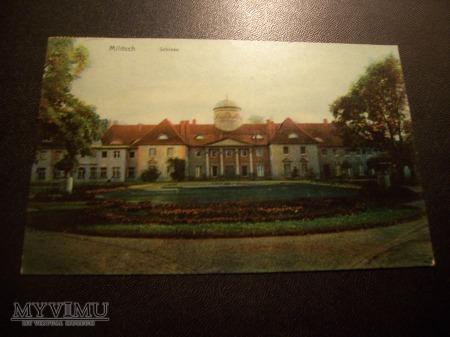 SCHLOSS MILITSCH 1908