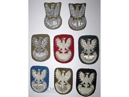 orły PRL lata 1952-93