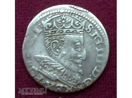 Trojak Zygmunta III Wazy