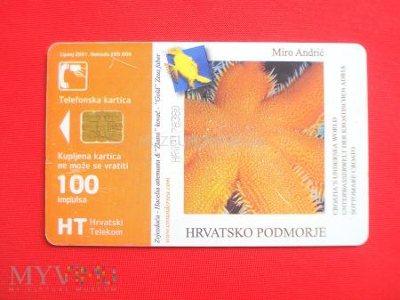 Karta z Chorwacji (1)