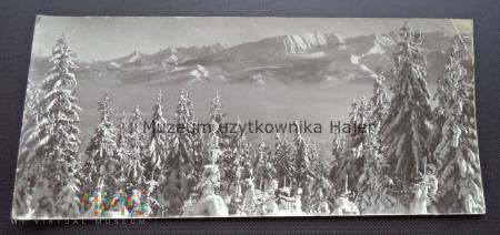 Duże zdjęcie TATRY - Widok z Gubałówki