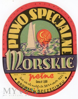 Piwo Specjalne Morskie